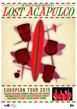 Mexico-european tour