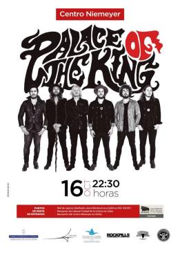 Poster Palace of the king